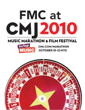 FMC at CMJ 2010