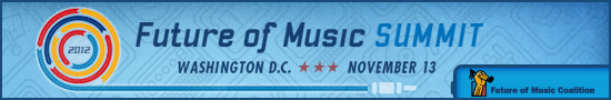 Future of Music Coalition Newsletter